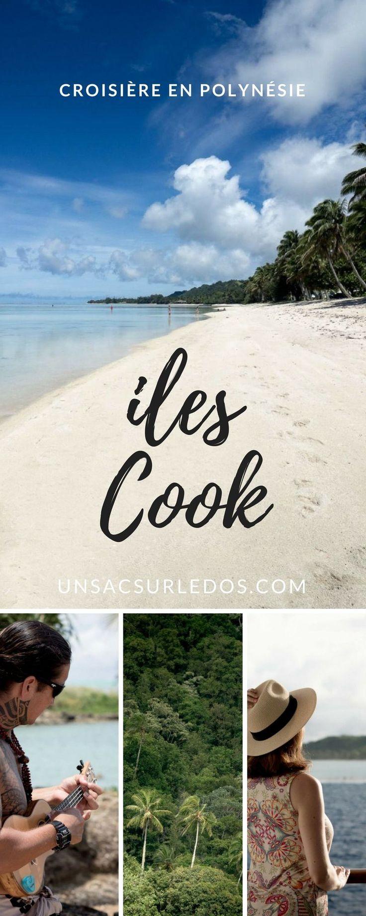 Carnet De Polynesie 2 4 Les Iles Cook Au Coeur Du Pacifique Iles Cook Voyage En Polynesie Ile