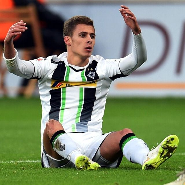 Thorgan #Hazard #Gladbach