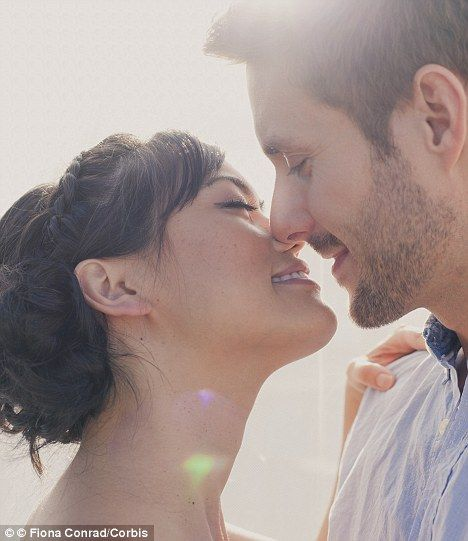 I love you...but only on date 14: New survey reveals when most couples reach dating milestones