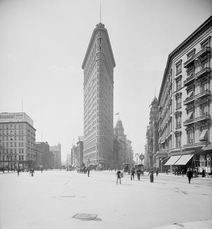 New-York ; building ; architecture ; vintage