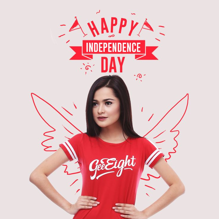 Gee eight 70th Independent day of Indonesia
