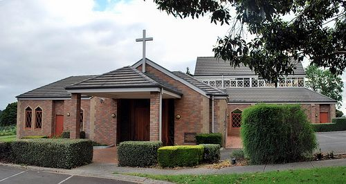 Church of St. John The Baptist, Neerim South, VIC, Australia