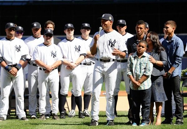 Mariano Rivera Family 62 best images about M...