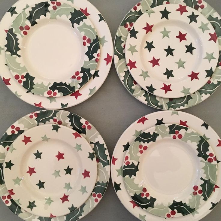 Love these Emma Bridgewater Dishes via @emma_at_home.