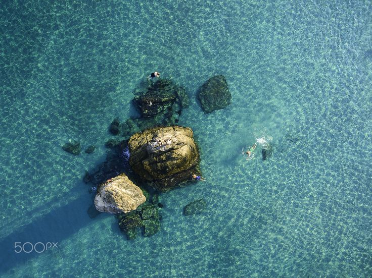 "View from above - ""View from above"" was shot in the island of thassos wit a DJI phantom professional 3."