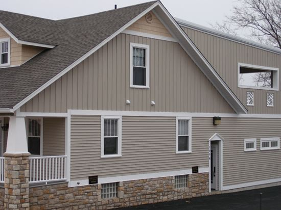 Exterior vinyl siding colors vinyl siding exterior for Vinyl siding house plans