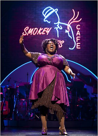 """""""Smokey Joe's Café: The Songs of Leiber and Stoller"""" is at the Paper Mill Playhouse in Millburn."""