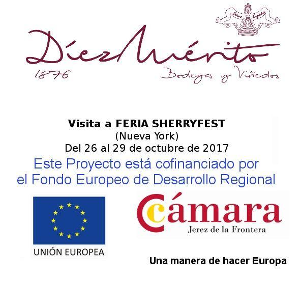 Bodega DiezMerito – Bodega Diez Merito, en Jerez de la Frontera