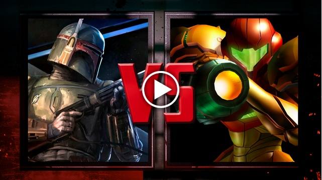 "What happens when you pit two hugely popular pop icons and pit them together in a battle to the death? And who would win in a battle between Boba Fett or Samus Aran? Find out on our newest show, ""Death Battle""! http://www.izonorlando.com/2012/08/death-battle-season-1-episode-1-boba-fett-vs-samus-aran-battle-to-the-death/"