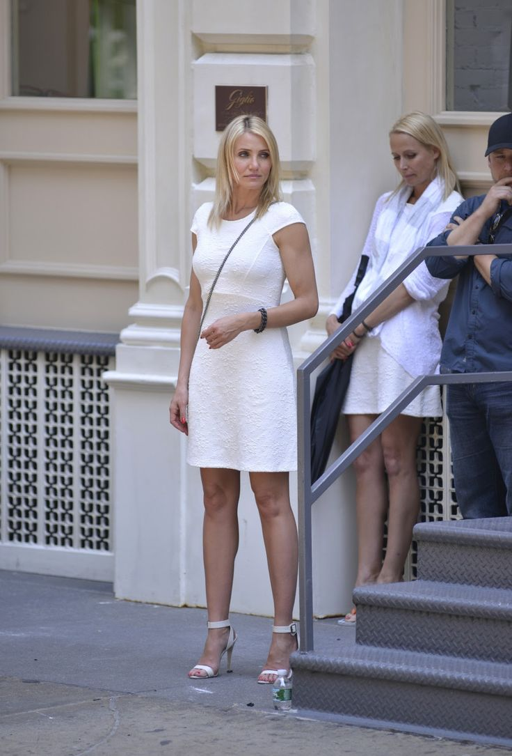 Cameron Diaz - The Other Woman Movie Set-10
