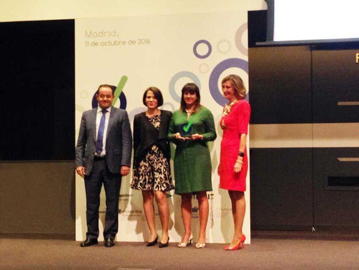 Premio a la #Comunicación en Prevención de #RiesgosLaborales para Fraternidad-Muprespa