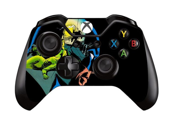 Xbox One - Batman Controller Skin Collection