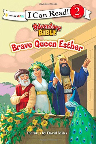 Brave Queen Esther (I Can Read! / Adventure Bible)