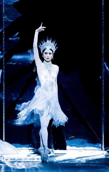 Daria Klimentova, Ballet of The Snow Queen.