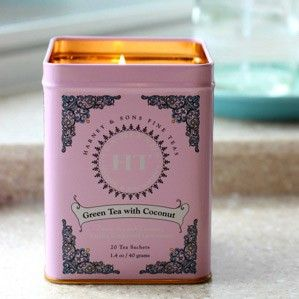How to Make a Gift-Worthy Candle in a Vintage Tea Tin