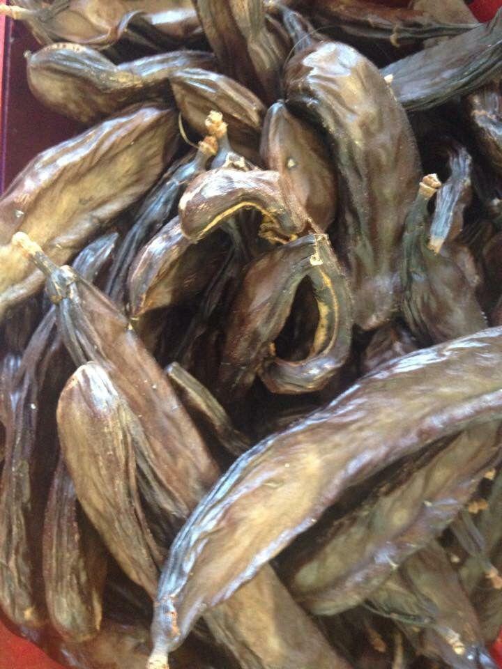 Bacche di Carrubo