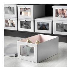 HYFS Boîte transparente avec couvercle - IKEA