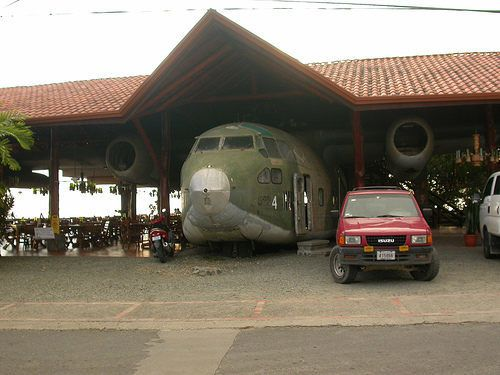Sister plane of the C-123 shot down during the Iran-Contra Affair has found a new purpose in retirement.