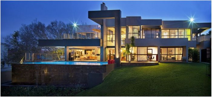beautiful house design in Johannesburg