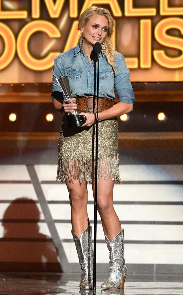Miranda Lambert's ACM look- love this outfit!!