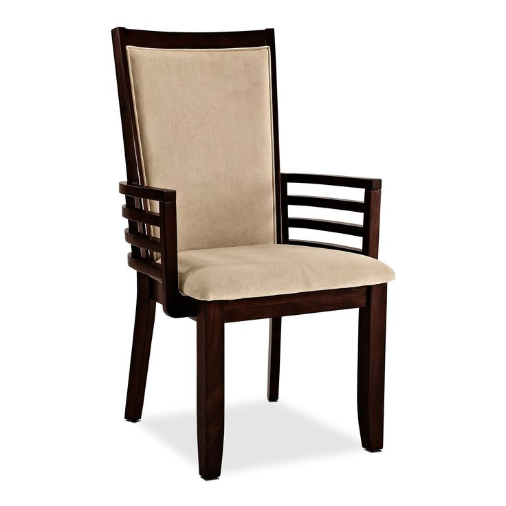 Paragon Dining Room Arm Chair   Value City Furniture