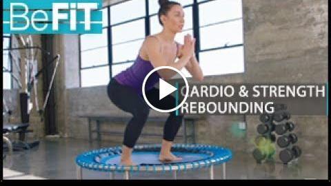 Cardio & Strength Rebounding Workout: BeFiT- Fayth Caruso http://dailyhealthvideos.com/index.php/2017/09/26/cardio-strength-rebounding-workout-befit-fayth-caruso/