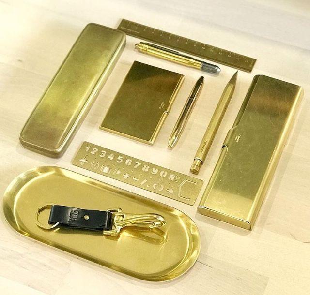Beautiful Brass | Bookbinders Australia