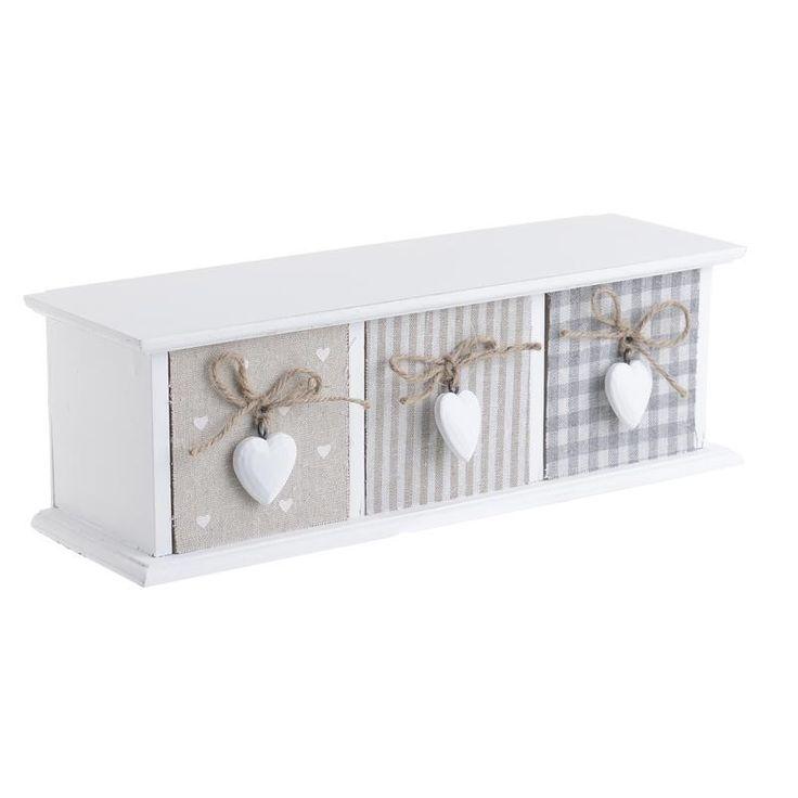 Wooden Jewellery Box - Jewel Cases - DECORATIONS - inart
