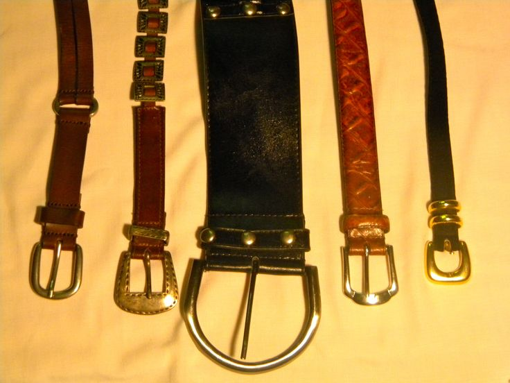 how to attach belts for purse straps