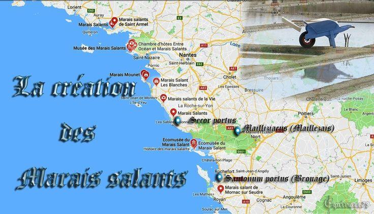 la création des marais salants.   Antiquité, Cartes, Charente-Maritime, Loire-Atlantique, Marais Poitevin, Moyen Age, Nouvelle-Aquitaine, Pays de la Loire, saunière, Vendée Une « saunerie » (ou saulnerie) est un lieu où dans l'Antiquité, au Moyen Âge ou à une époque plus récente, les « sauniers » (ou saulnier) extrayaient le sel de l'eau de mer, par évaporation naturelle dans des marais salants, ou à l'aide du feu, dans des « fours à sel ».