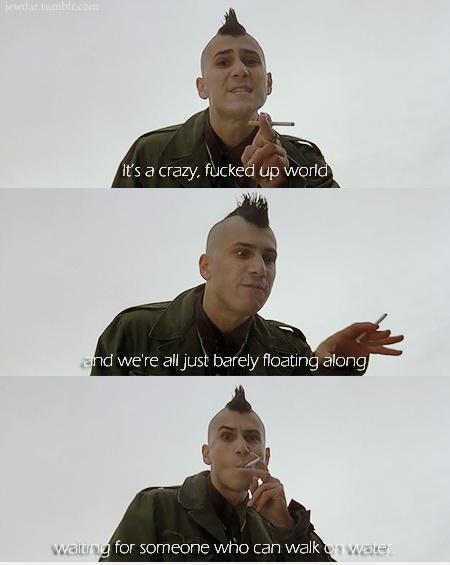 Slc punk fuck union jack