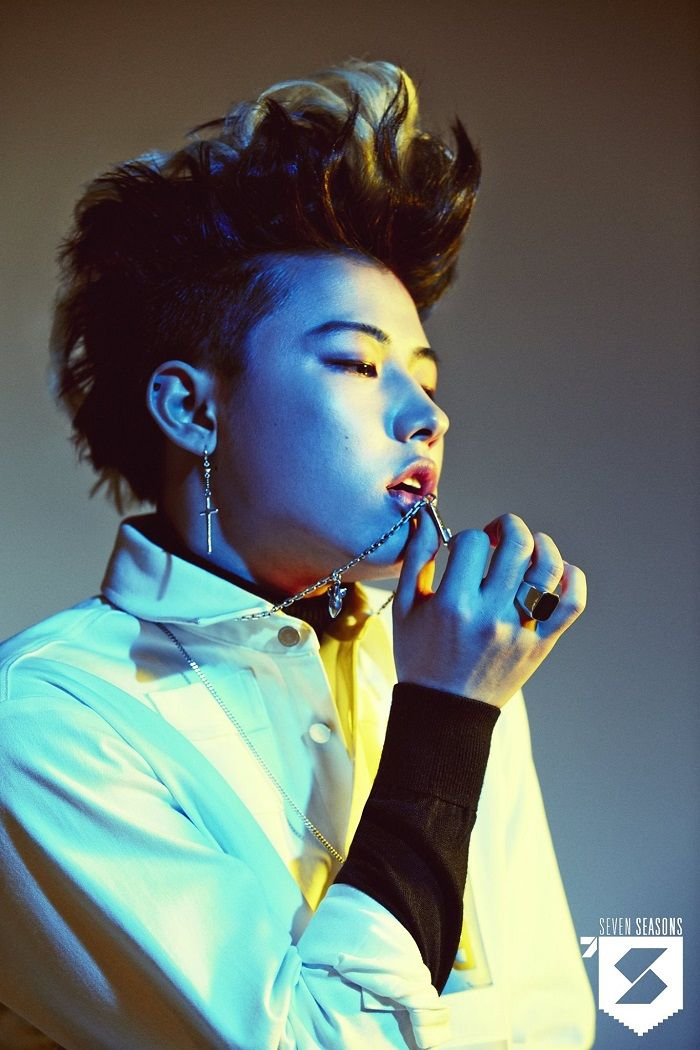 8 Teaser photos for Block B's new sub-unit BASTARZ