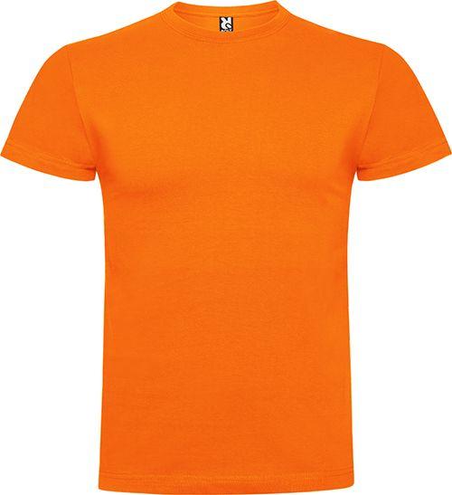 Camiseta Roly Braco color naranja