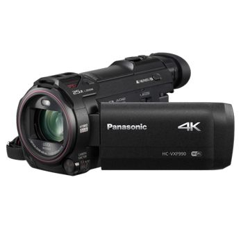 Panasonic HC-VXF990 18MP HD Camcorder @ 19 % Off With FREE INSURANCE + 1 YEAR AUSTRALIAN WARRANTY. Order Now !!!!