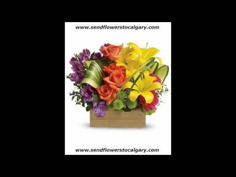 Send flowers from Ukraine to Calgary Alberta Canada  http://calgaryflowersdelivery.com  #SendFlowersToCalgary #FlowersInCalgary #calgary_flowers