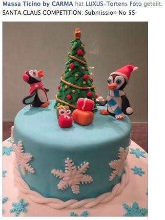 Santa Claus competition 2013 / No 55