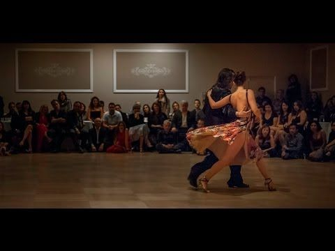 One of my absolute favourites: Mariano Chicho Frumboli & Juana Sepulveda, Milonga LAX January 18, 2014