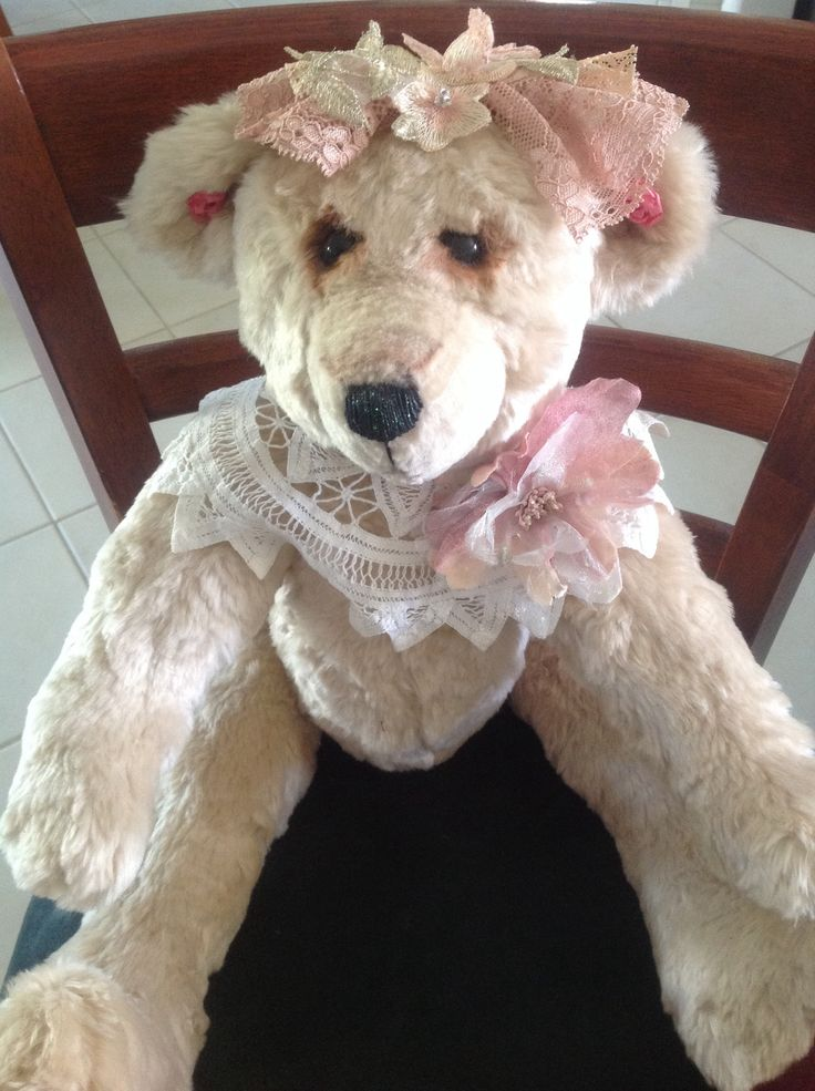 My very first Bear