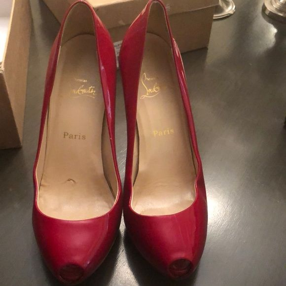 Christian louboutins 100% authentic in