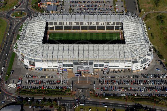 Derby County F.C.- Pride Park - 33.597 tilskurer