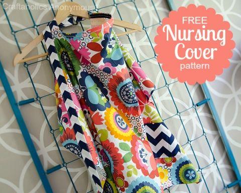 free+nursing+cover+pattern