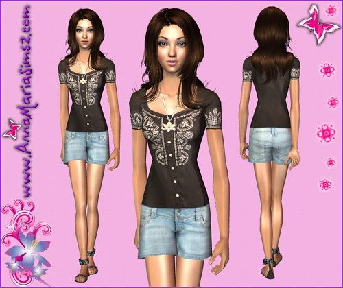 Sims 2 Free Clothes burnhistory
