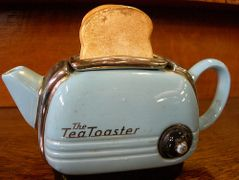This tea toaster is adorable.  So unique. I want <3