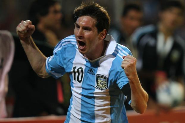 Cuando Messi se iluminó, la Argentina tuvo brillo y fue letal ante Uruguay - canchallena.com
