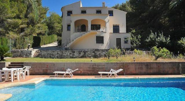 Holiday home Tosalans I Jávea - #VacationHomes - $104 - #Hotels #Spain #BalcondelMar http://www.justigo.org/hotels/spain/balcon-del-mar/holiday-home-tosalans-i-javea_23229.html
