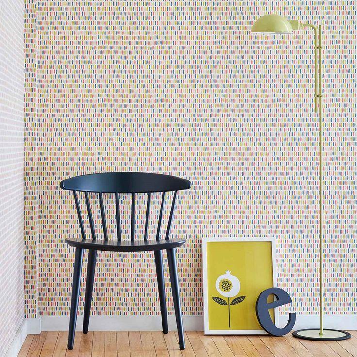 Products | Scion - Fashion-led, Stylish and Modern Fabrics and Wallpapers | Tikku (NNOU111528) | Noukku Wallpapers
