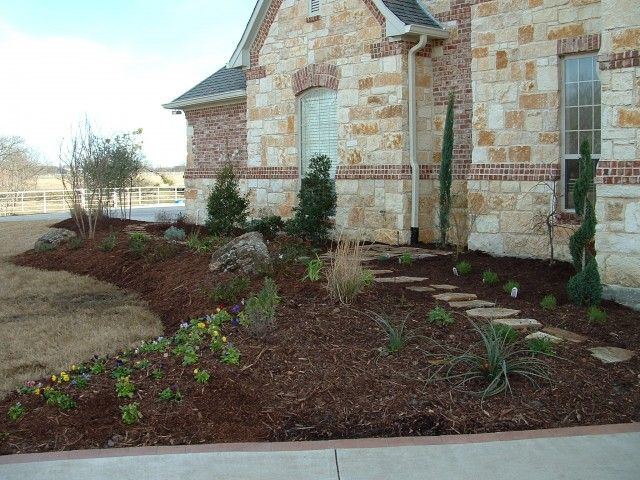 Baldi Wall: 404 Best Images About FRONT YARD LANDSCAPING IDEAS On