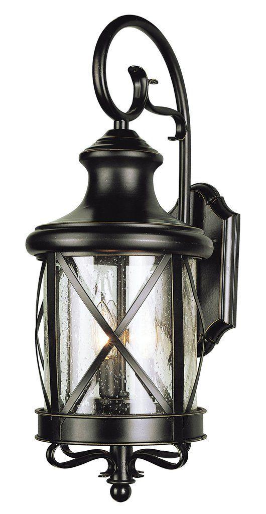 "Trans Globe Lighting 5120 ROB New England Coast 19"" Outdoor Wall Light"