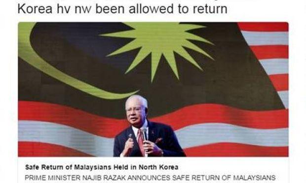 Rakyat Malaysia di Korea Utara selamat kembali selepas krisis diplomatik Malaysia-Korea Utara sejak kes pembunuhan Kim Jong-nam.