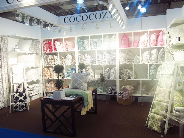 COCOCOZY Booth August 2012